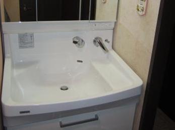 10年以上使うと考えたら提案してくれた洗面台にして良かったです。