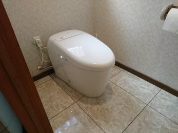 付けたいトイレになってうれしいです。水漏れも直りスッキリしました。