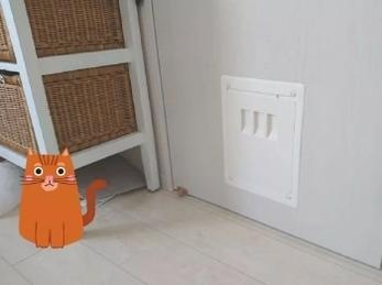 工事の時ネコが邪魔しに行ってしまっていましたが、気さくに接して下さりありがとうございました!